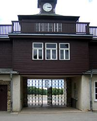 Eingang Buchenwald