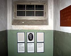 Zelle von Paul Schneider