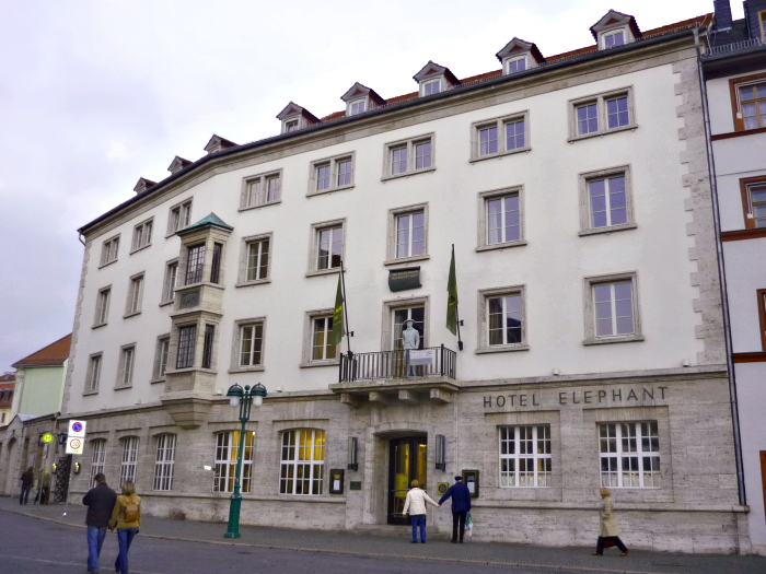 Weimar-Lese | Hitler in Weimar  Weimar-Lese | H...