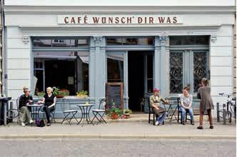 Cafe Wünsch Dir Was